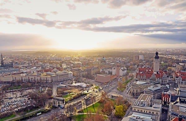Umziehen Leipzig