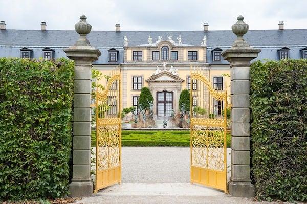 Umzug Hannover Herrenhüaser Garten