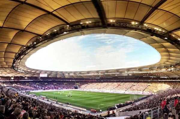 Umzug Stuttgart Info - Stadion