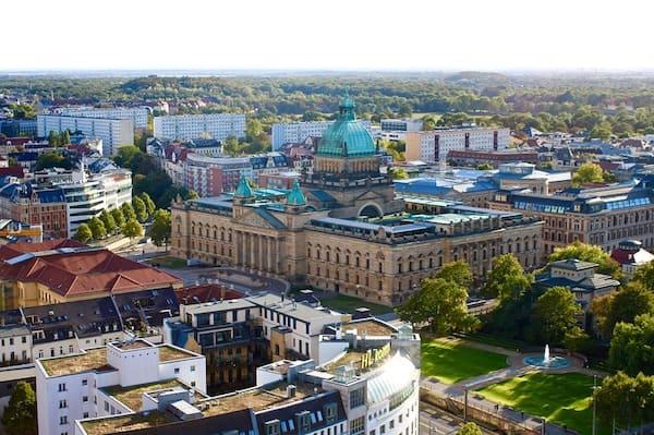 Leipzig Umzug