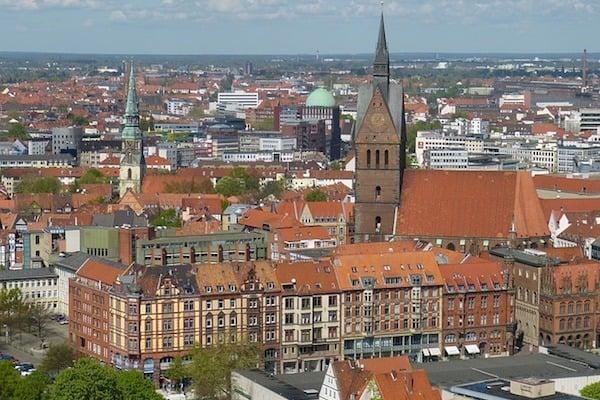 Hannover Umzug