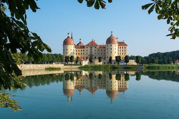Dresden Moritz Castle